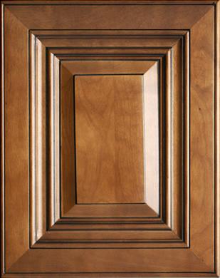 ... Greencastle Coffee Glaze Kitchen Cabinet & Coffee Glaze - Greencastle Cabinetry