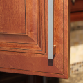 Greencastle Scotch Walnut Kitchen Cabinet