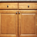 Greencastle Sunset Birch Kitchen Cabinet
