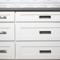 Greencastle White Shaker Kitchen Cabinet
