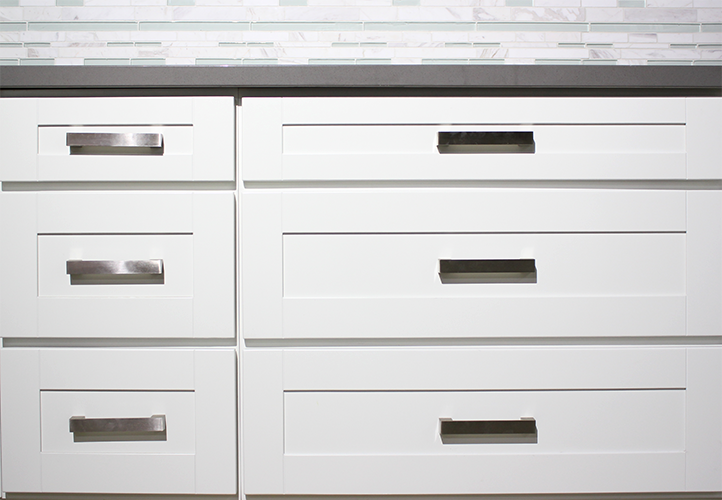 White Shaker Greencastle Cabinetry