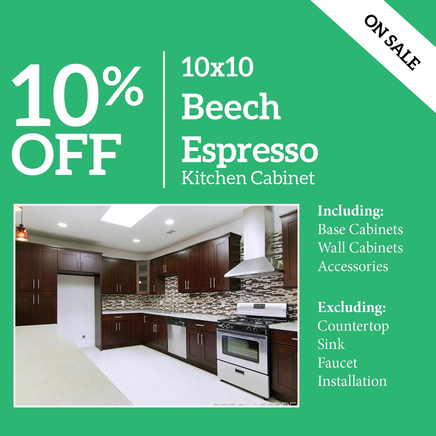Greencastle Beech Espresso