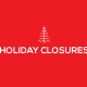 Greencastle Holiday Closures
