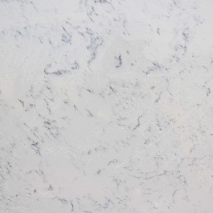 Colorful White Quartz Countertop
