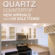 New Quartz Countertop