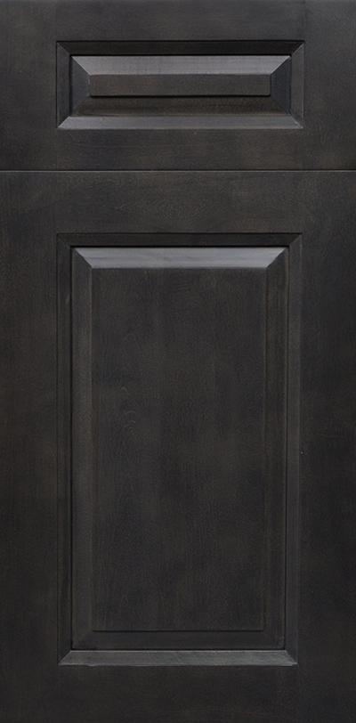 Driftwood Gray Kitchen Cabinet