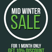 Kitchen Cabinet Winter Sale